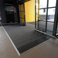 Retail Entrance Matting for IKEA Store