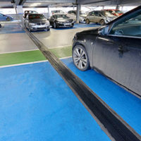Car Park Expansion Joint Covers at Banbury Station Multi-Storey