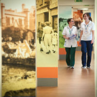 Supportive Imagery for Oakwood Dementia Ward