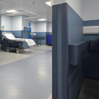 Wall Protection for Radiology Ward at Bristol Royal Infirmary