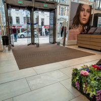 Entrance Matting at Fenwick Department Store, Colchester