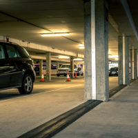 Car Park Expansion Joint Covers at Ashford International Multi-Storey